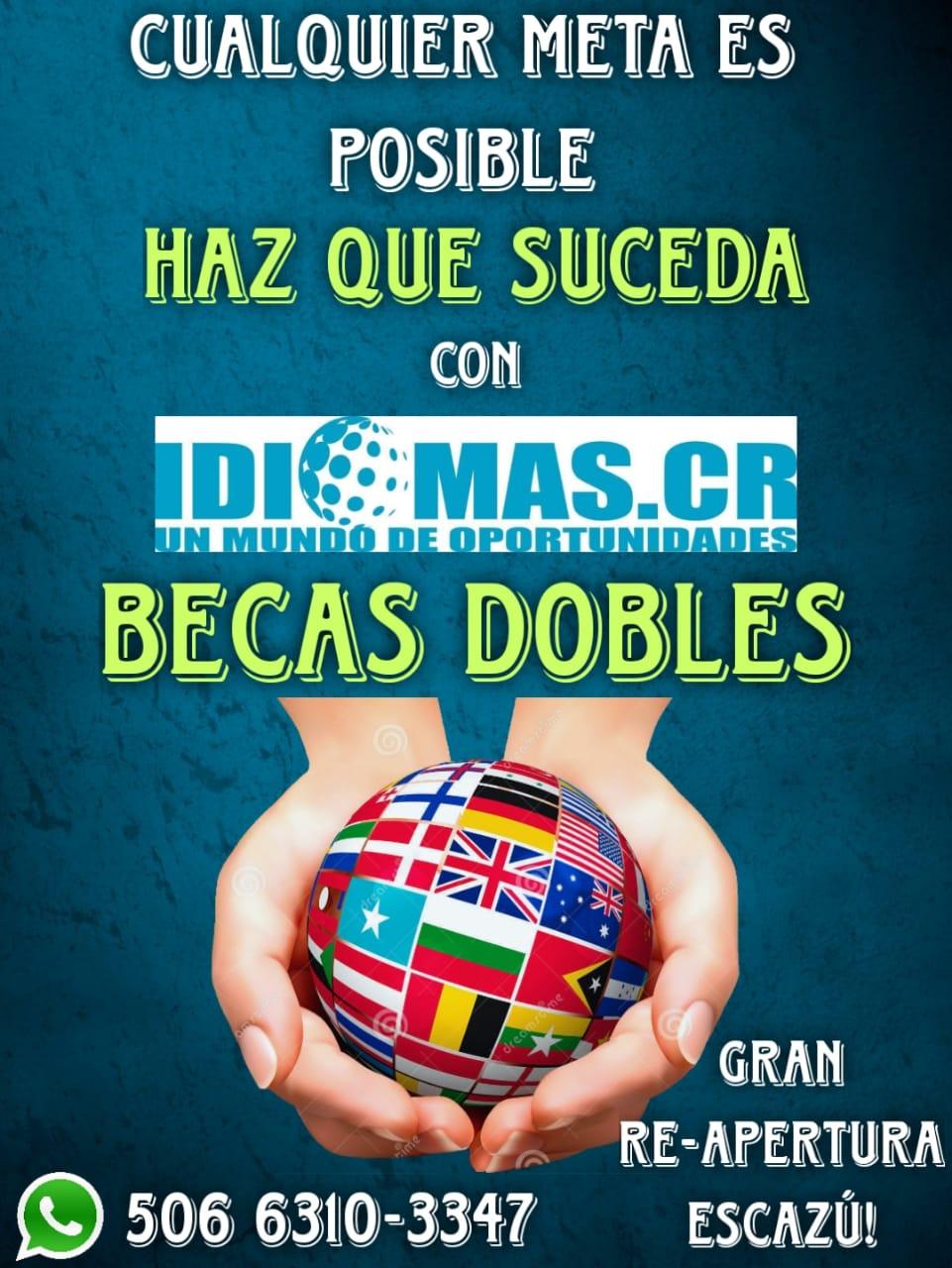 Idiomas CR - B1 - Jul 2020