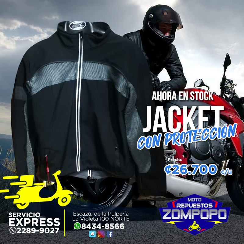 Zompopo - Lo mejor para tu moto
