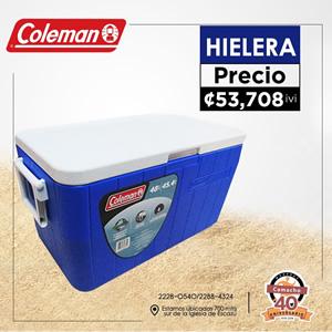 Hielera Coleman