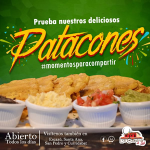 Patacones Laly