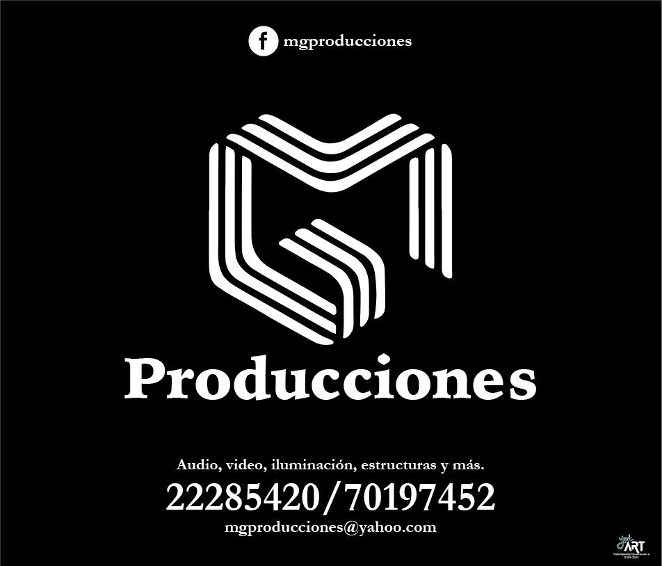 ProduccionesMG Abril 2019