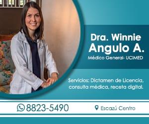 Dra Winnie Angulo