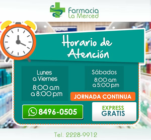 Farmacia La Merced Escazú