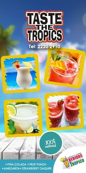 Taste the Tropics Medio