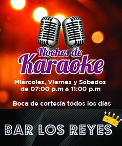 Reyes Karaoke