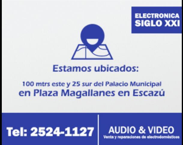 Electrónica Siglo XXI